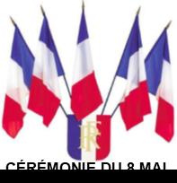 Cérémonie du 8 Mai 2021 – Commémoration du 8 Mai 1945