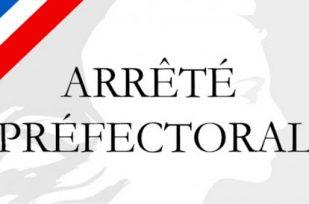 ARRÊTÉ PRÉFECTORAL PORTANT RÉGLEMENTATION DE L'EMPLOI DU FEU