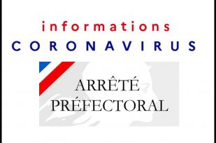 ARRÊTÉ PRÉFECTORAL – RÉALISATION DE TESTS RAPIDES D'ORIENTATION DIAGNOSTIQUE ANTIGÉNIQUES NASOPHARYNGÉS DE DÉTECTION DU SARS-CoV-19