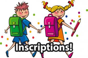 Inscriptions école maternelle – Rentrée 2021 – 2022